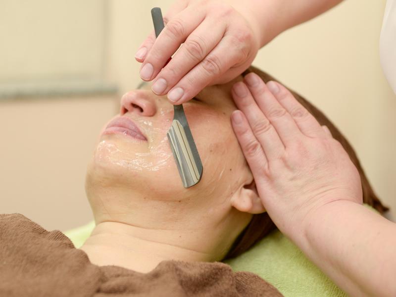 和剃り。日本カミソリシェービング